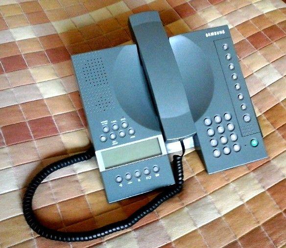 Vendo telefono fisso Samsung SPR918 con display, vivavoce e segreteria