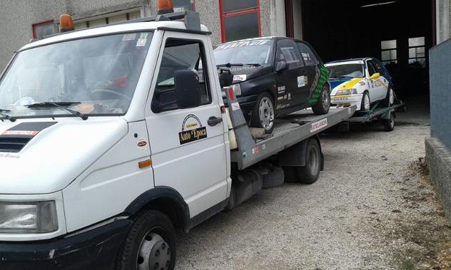 Appassionato trasporta auto d'epoca Usato Euro 1 - Foto 2