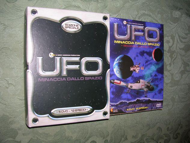 UFO-MINACCIA DALLO SPAZIO