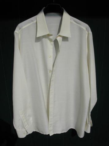 Camicia color Panna taglia 42