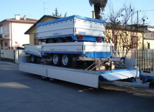 Noleggio Carrelli Rimorchio per tasporto Barche Moto Merci - Foto 3