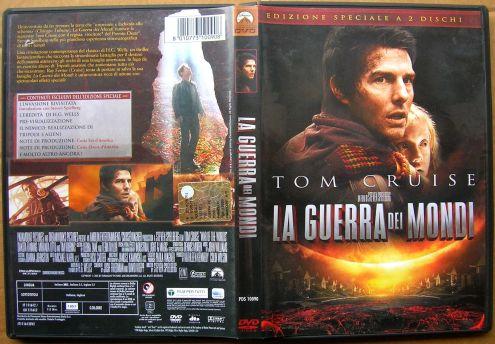 LA GUERRA DEI MONDI Tom Cruise Spielberg Edizione speciale 2 Dischi  La gue … - Foto 2
