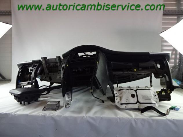 0285001745 KIT AIRBAG COMPLETO PEUGEOT 207 1.4 50KW 3P D 5M (2006) RICAMBIO …