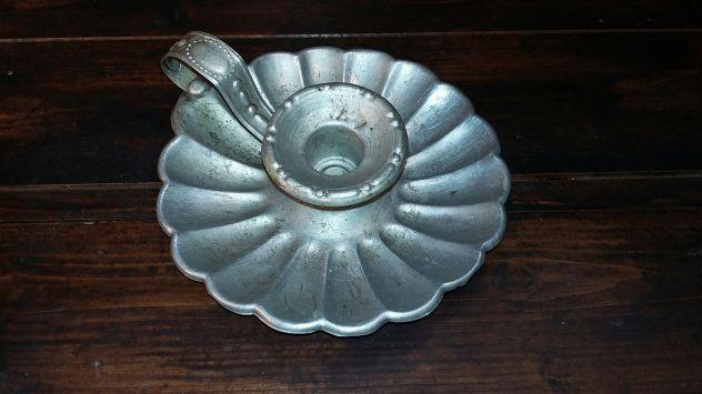 A94 alluminio vecchio anodizzato portacandela bugia