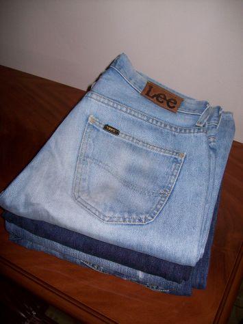 Pantaloni Jeans LEE originali vari colori e misure