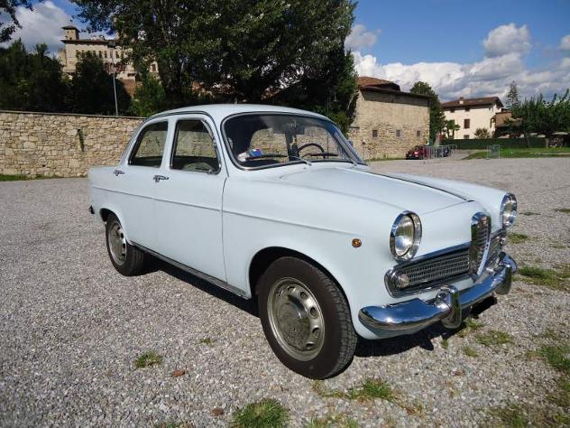 Alfa romeo giulietta berlina 1963 - Foto 2