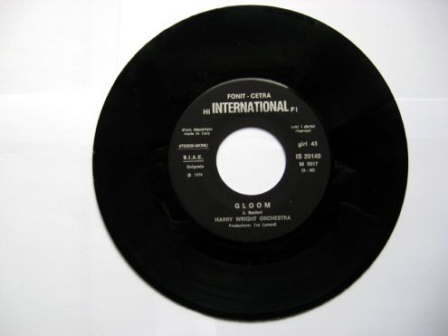 45 giri del 1974-Harry Wright orchestra-Love 's theme - Foto 3