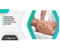 Percorso di Operatore Massaggio Olistico I Livello a Frosinone