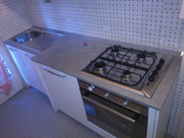 cucina su misura , cucine su misura profondita' 50 cm, cucina profondita ridotta - Foto 4