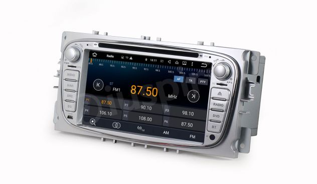 ANDROID DVD autoradio 2 DIN navigatore Ford Focus Mondeo C-Max S-Max - Foto 5