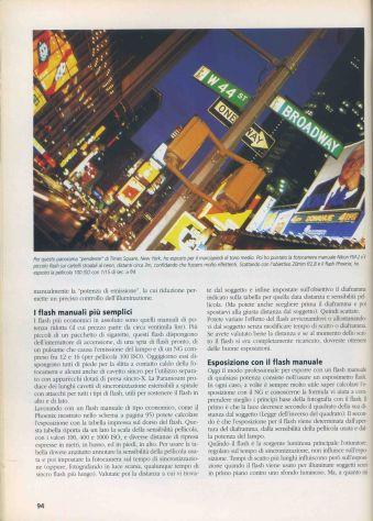 COME FOTOGRAFARE CON IL FLASH N. 24 - Foto 5