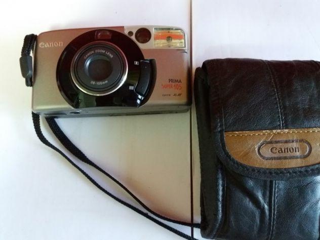 MACCHINA FOTOGRAFICA ( CANON 105 ) - Foto 2