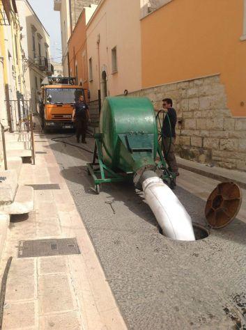 risanamento fognature senza scavo - Foto 4