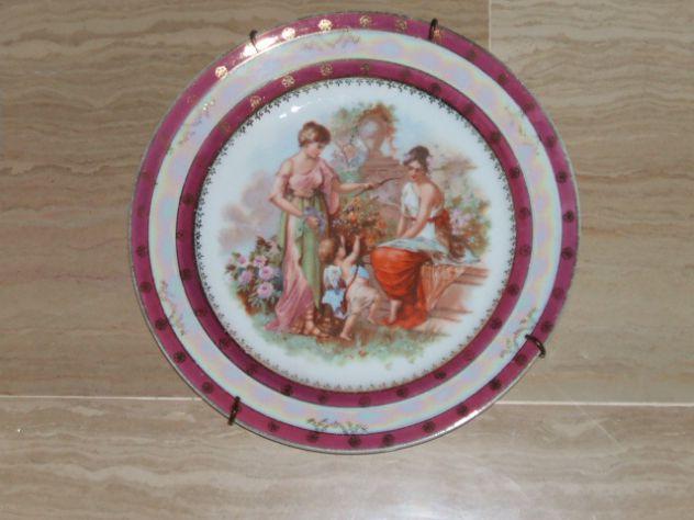 Lotto di porcellane antiche in perfetto stato