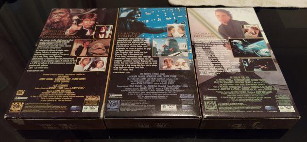 Guerre Stellari Edizione Speciale VHS - Foto 4