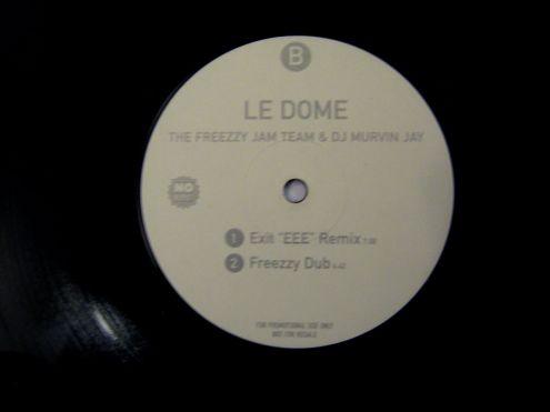 45 rpm (EP) del 1998-Le Dome-The Freezzy Jam Team & DJ Murvin Jay - Foto 5