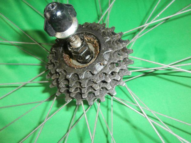 coppia vecchie ruote corsa ATOM - Foto 3