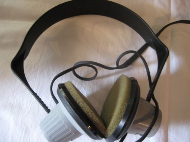 CUFFIE STEREOFONICHE SOUND ACUSTICAL DESIGN VINTAGE MADE IN ITALY - Foto 4