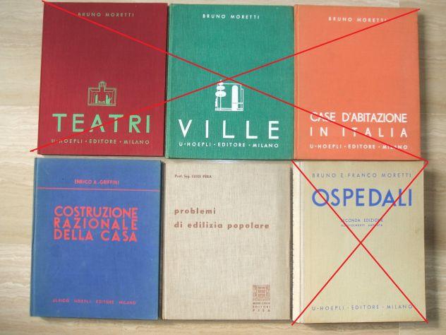 Libri di architettura-ingegneria degli anni '30 e '50 - Foto 4