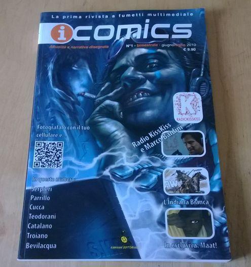 IComics n.1