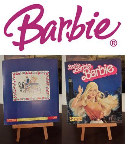 Album Figurine Barbie Barbie Barbie, FIGURINE PANINI 1983/84.