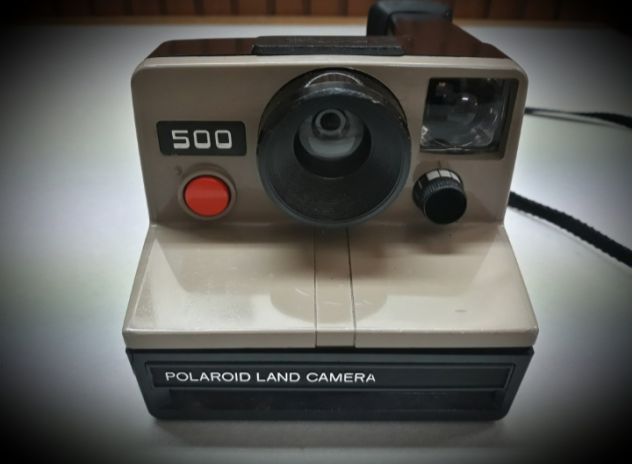 Polaroid Land Camera 500 anni 70