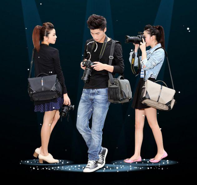Sinpaid borsa fotocamera impermeabile - Foto 5