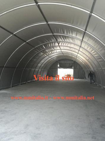 Tunnel Agricoli Tenso Coperture per Serra 9,15 x 26 x 4,5 Professionali a Forlí