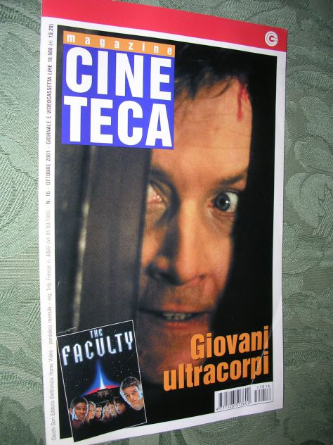THE FACULTY - Foto 5