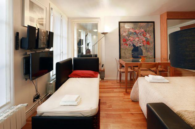 Parigi centralissimo appartamento confortevole 50 mq 5 persone - Foto 4