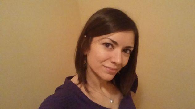 Insegnante di inglese, francese e italiano per stranieri. Traduttrice.
