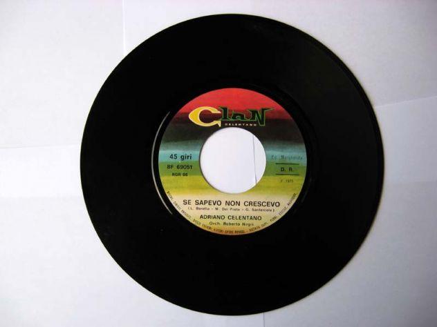 45 giri del 1970-Adriano Celentano-Viola - Foto 3