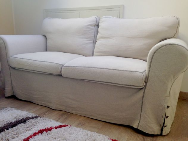 Divano Ektorp Ikea 2 Posti.Divano Ikea Ektorp 2 Posti Ikea Ektorp Couch Sofa 2 Seats