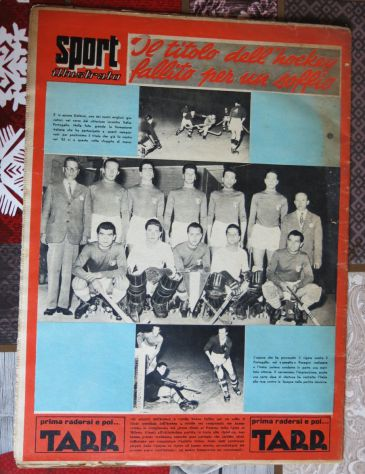 SPORT ILLUSTRATO 26-6-1955 - CICLISMO GIRO D'ITALIA - CALCIO JUGOSLAVIA ITALIA - - Foto 2