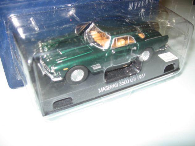 MASERATI 3500 GT ANNO 1961 NUOVO!!!! - Foto 5