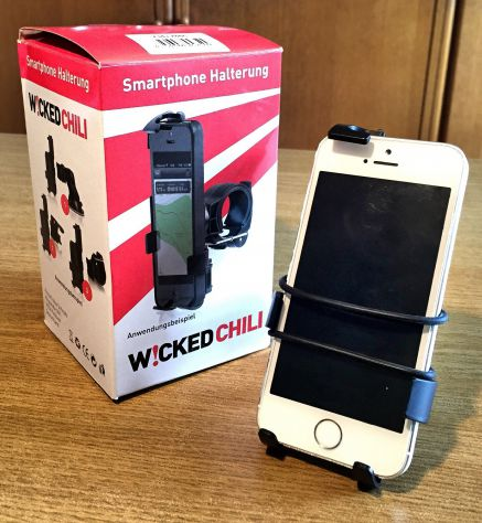 Supporto Apple iPhone 4/4S/5/5S da bicicletta
