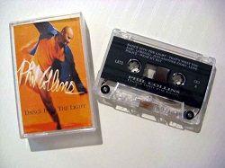 Musicassetta originale del 1996 - PHIL COLLINS – DANCE INTO THE LIGHT
