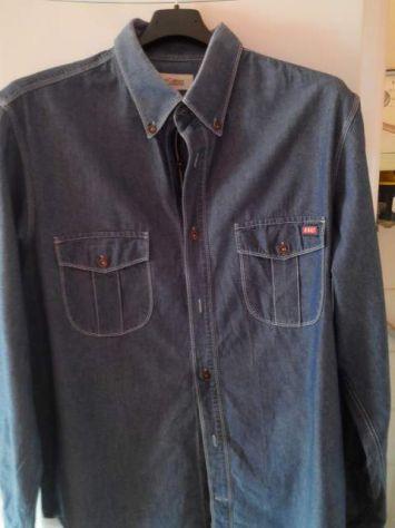 Camicia di jeans henry cotton's