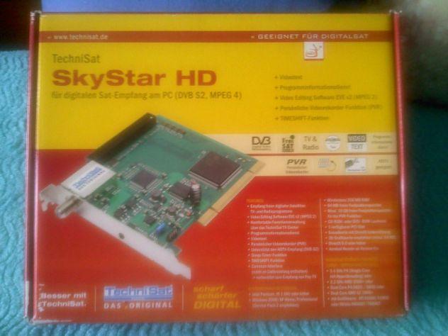 Scheda satellitare SKYSTAR HD - Foto 2