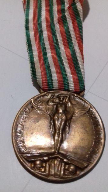 Medaglia bronzo nemico