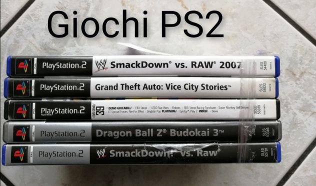 Console PS2 Slim con 5 giochi Dragon Ball Z - Foto 2