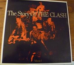 The Story Of The CLASH - Doppio LP