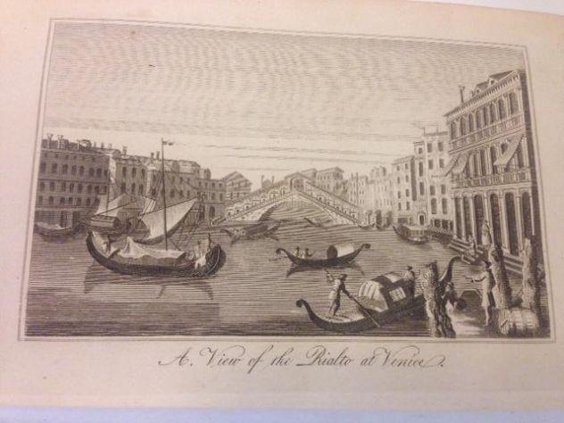 The World Displayed:Voyages and Travels,Vol V e IX Italia-Francia - Foto 8