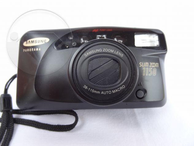 Fotocamera SAMSUNG Slim Zoom 1150
