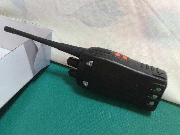 RADIO RICETRASMITTENTE BAOFENG BF 888 S UHF 400 470 MHZ 5 watt - Foto 4