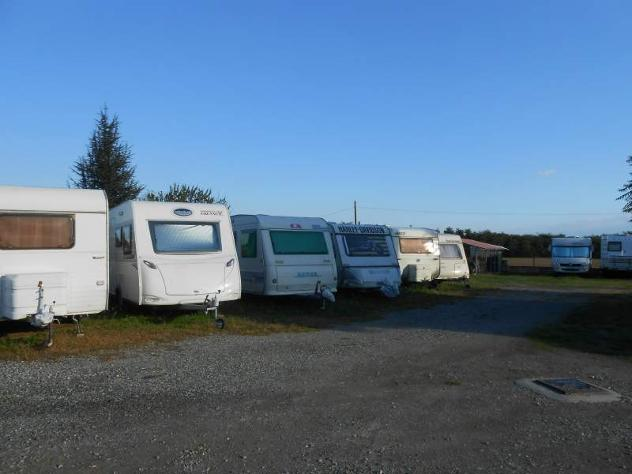 Rimessaggio camper caravan