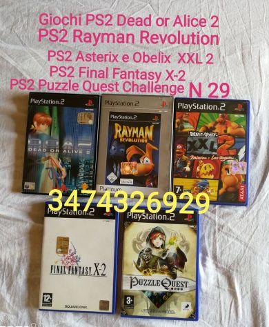 MEMORY CARD PS2 64MB NERA PLAYSTATION 2 - Foto 10