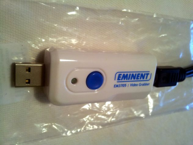 Eminent EM 3705 Usb Video Grubber nuovo - Foto 2