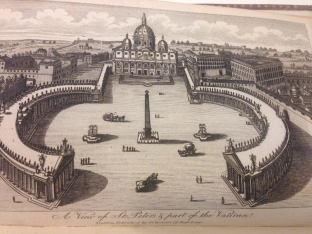 The World Displayed:Voyages and Travels,Vol V e IX Italia-Francia - Foto 7