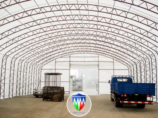 Tendoni per Feste, Magazzino, Rimessaggio Agritunnel  MM Italia - Foto 8